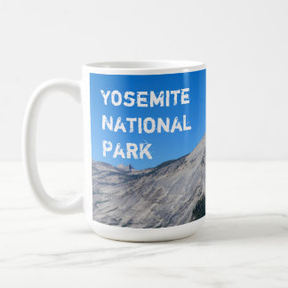 Yosemite Half Dome Coffee Mug