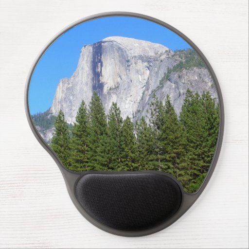Yosemite Half Dome Gel Mouse Pads