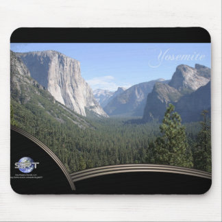 YOSEMITE HALF DOME MOUSE PAD