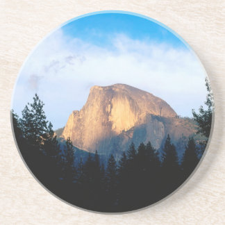 Yosemite Half Dome Park Beverage Coasters