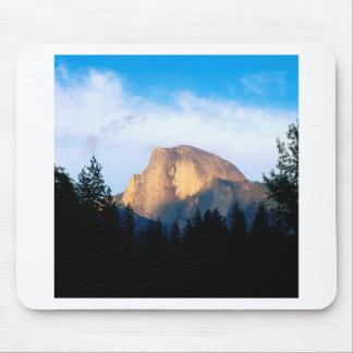 Yosemite Half Dome Park Mouse Pads