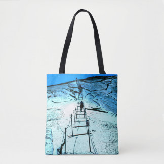 Yosemite Half Dome Tote Bag
