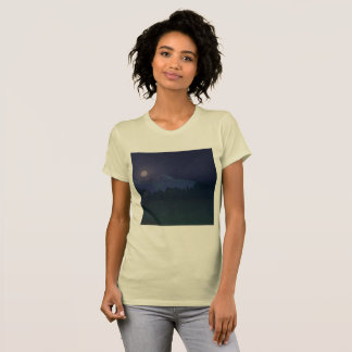 Yosemite Illustration Shirt
