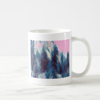 Yosemite in Pink Coffee Mug