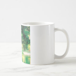 Yosemite Misty Reflections Park Coffee Mug