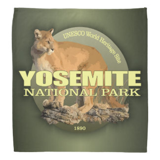 Yosemite (Mountain Lion) WT Bandana