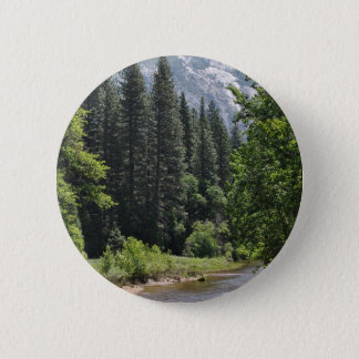 Yosemite National Park 6 Cm Round Badge