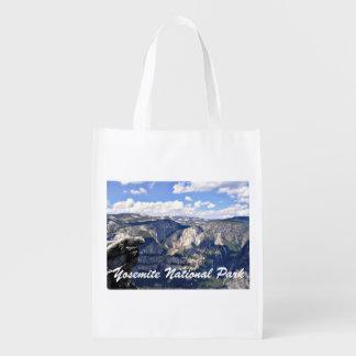 Yosemite National Park B Grocery Bag