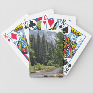 Yosemite National Park Bicycle Playing Cards
