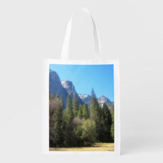 Yosemite National Park C Bag Market Tote