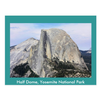 Yosemite National Park, California Postcard
