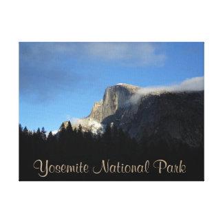Yosemite National Park California Wrapped Canvas