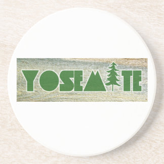 Yosemite National Park Coaster