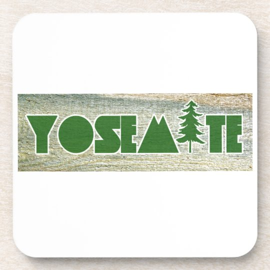 Yosemite National Park Drink Coasters