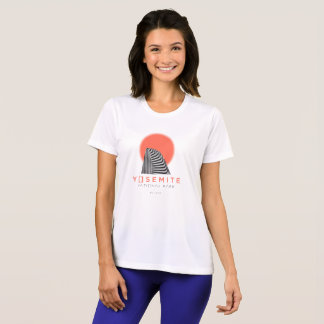 Yosemite National Park Half Dome T-Shirt
