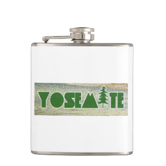 Yosemite National Park Hip Flask