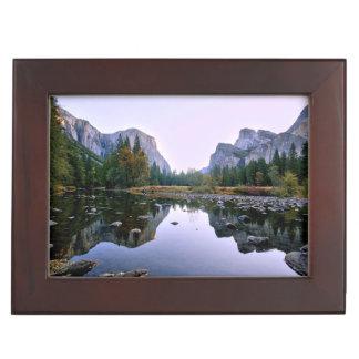 Yosemite National Park Keepsake Box