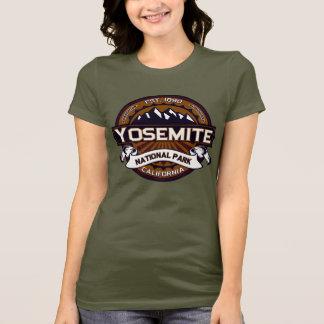 Yosemite National Park Logo T-Shirt