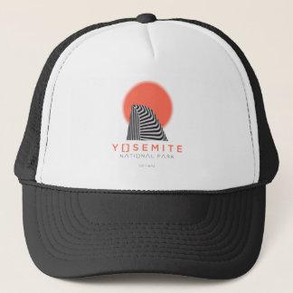 Yosemite National Park T-Shirt - Half Dome Tee Trucker Hat