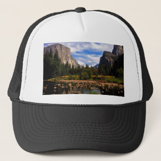 Yosemite National Park Trucker Hat