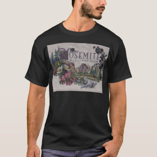 Yosemite National Park Wildlife T-Shirt