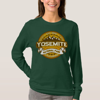 Yosemite Natl Park Goldenrod T-Shirt