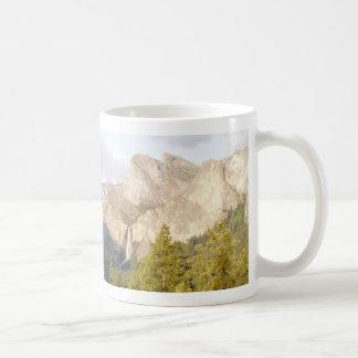 Yosemite Panorama Coffee Mug