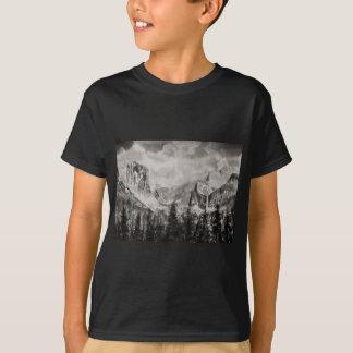 Yosemite Park in Winter T-Shirt