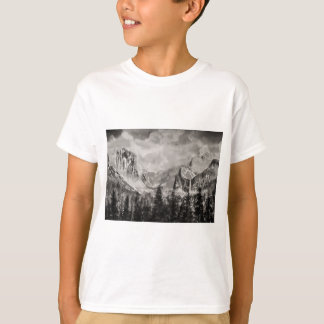 Yosemite Park in Winter T-Shirt
