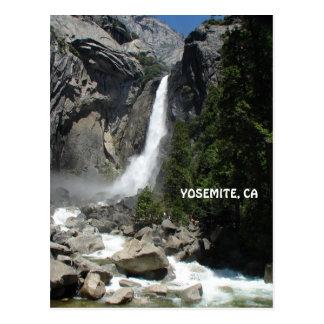 Yosemite Postcard! Postcard