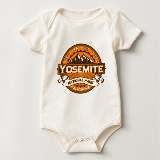 Yosemite Pumpkin Baby Bodysuit