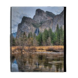 Yosemite Scenic Falls iPad Folio Cover
