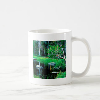 Yosemite Siesta Lake Park Coffee Mug