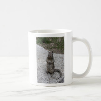 Yosemite Squirrel Coffee Mug