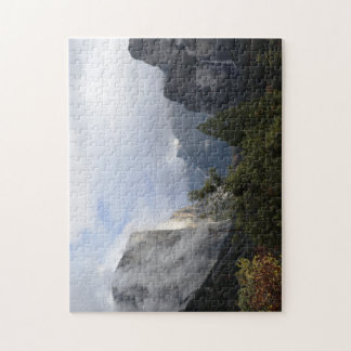Yosemite tunnel view jigsaw puzzle