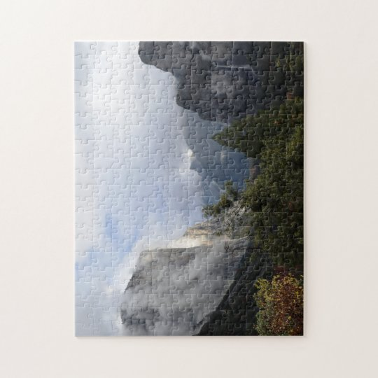 Yosemite tunnel view jigsaw puzzle