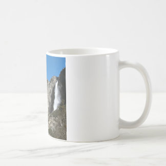 Yosemite Upper Falls Rainbow Coffee Mug