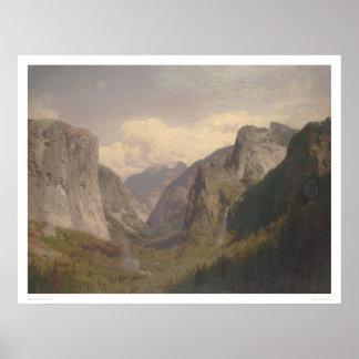 Yosemite Valley (1334) Poster