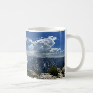 Yosemite Valley and Half Dome from Eagle Peak Coffee Mug