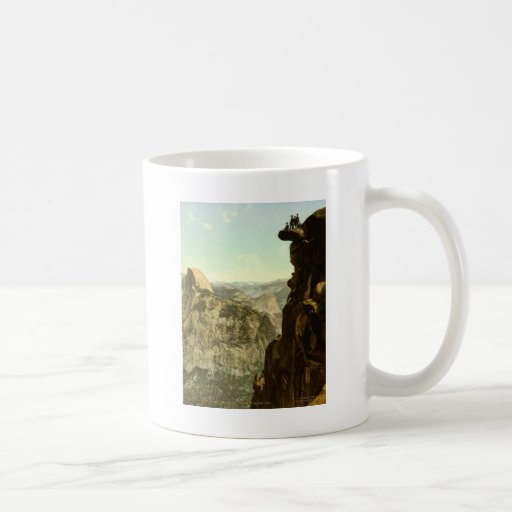 Yosemite Valley California Mugs