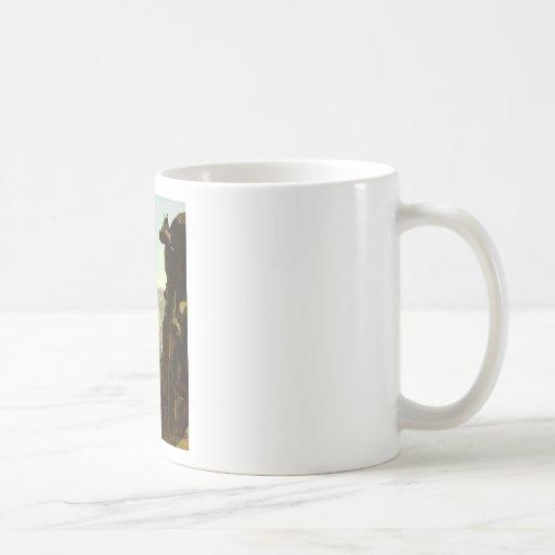 Yosemite Valley California Coffee Mugs
