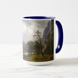 Yosemite Valley Combo Coffee Mug