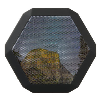 Yosemite Valley El Capitan night sky Black Bluetooth Speaker