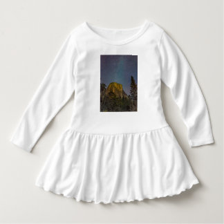 Yosemite Valley El Capitan night sky Dress
