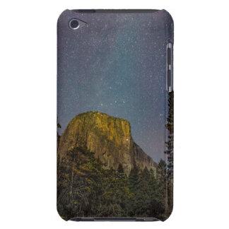 Yosemite Valley El Capitan night sky iPod Touch Case
