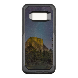 Yosemite Valley El Capitan night sky OtterBox Commuter Samsung Galaxy S8 Case