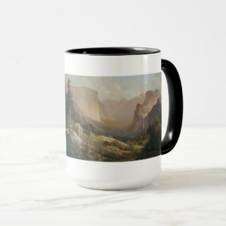 Yosemite Valley Fine Art Jumbo Coffee Mug
