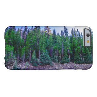 Yosemite Valley Forest & Sky Barely There iPhone 6 Case