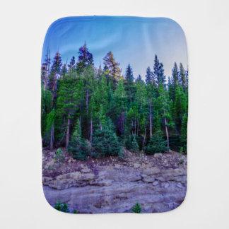 Yosemite Valley Forest & Sky Burp Cloth