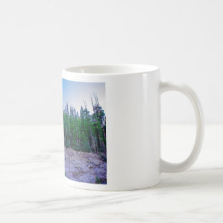 Yosemite Valley Forest & Sky Coffee Mug